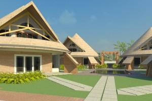 Holiday Cottages in Diani, Kenya